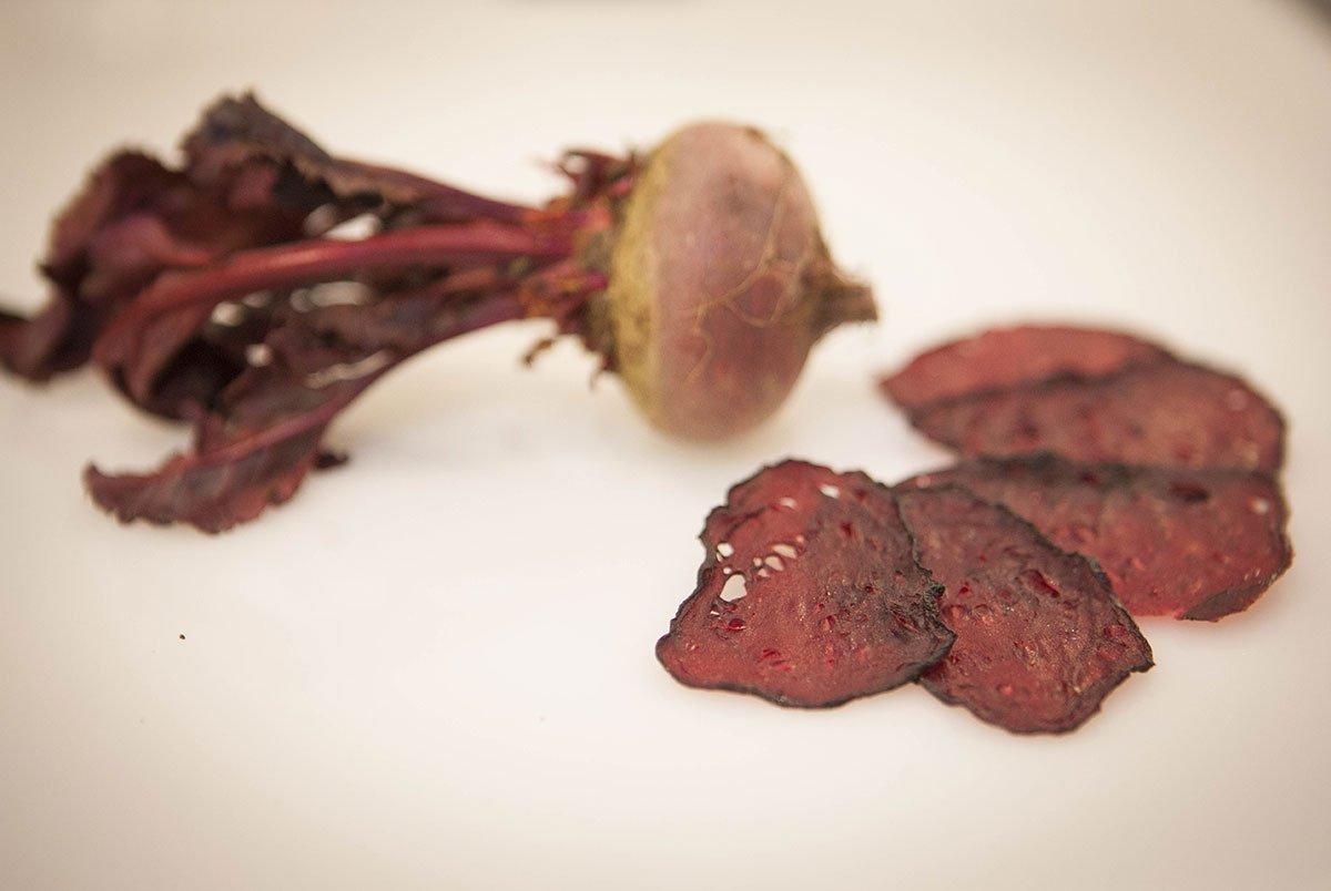 Chips di rapa rossa - Ph. Raffaella Midiri Photographer