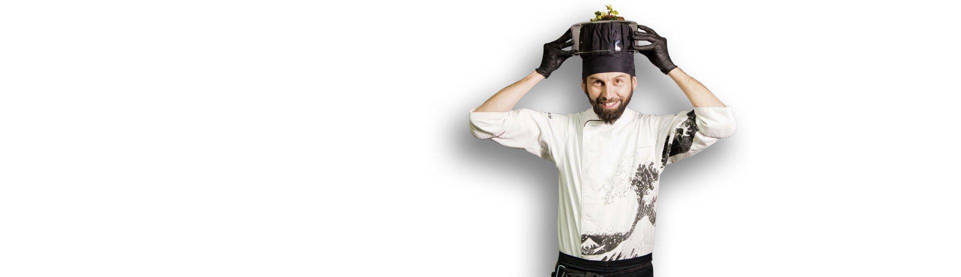 Chef Dalicandro - Ph. Inesse Homemade Photography