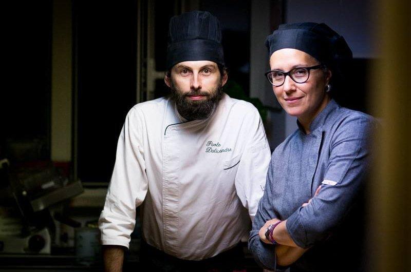 Paola Ciambruschini e Paolo Dalicandro - Ph. Luigi Orru