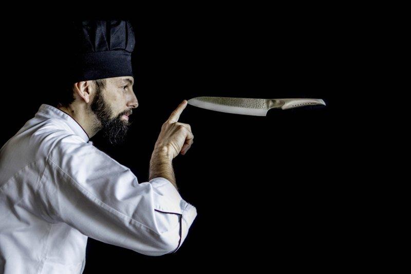 Tagli da chef - corso cucina